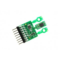 TSYS01 Temperature Sensor Board (ER-CDE50383T) Trange -40 +125 °C, at ± 0.5 °C accuracy