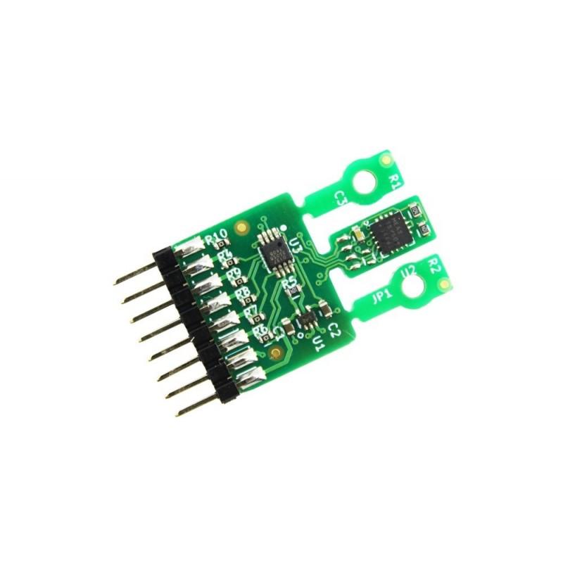 TSYS01 Temperature Sensor Board (ER-CDE50383T) Trange -40 +125 °C, at ± 0.5 °C accuracy