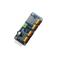16 Channel PWM Servo Driver with I2C Interface (ER-RDR16222C)