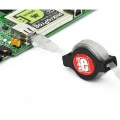 Ethernet Roll Cable Transparent (MIKROE-1134)