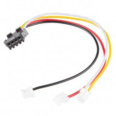 """EL Wire Chasing Adapter Cable (SF-COM-12934)  155mm (6"""") L"""