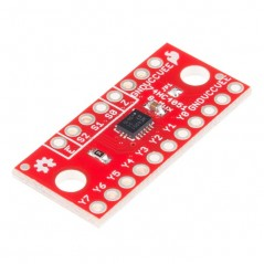 SparkFun Multiplexer Breakout - 8 Channel  74HC4051 (SF-BOB-13906)
