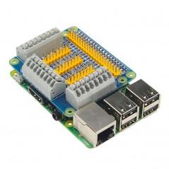 Raspberry Pi 2/3 Model B Multi-functional GPIO Expansion Board (ER-RAA04275B)