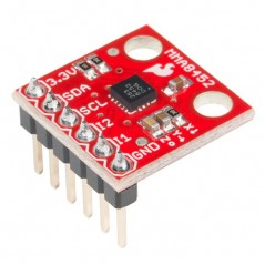 SparkFun Triple Axis Accelerometer Breakout - MMA8452Q with Headers (SF-BOB-13926)