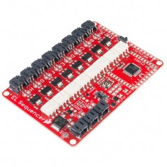 SparkFun EL Sequencer  (SF-COM-12781) Arduino-compatible, controlling of electroluminescent wire