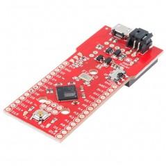 Fio v3 - ATmega32U4  (SF-DEV-11520) Arduino, LiPo-ready, XBee-ready development board