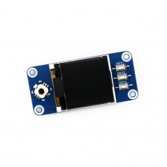 128x128, 1.44inch LCD display HAT for Raspberry Pi (WS-13891)