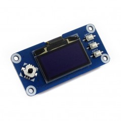 128x64, 1.3inch OLED display HAT for Raspberry Pi (WS-13890)