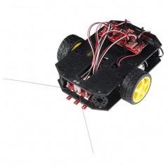 SparkFun Inventor's Kit for RedBot  (SF-ROB-12649) Robot using the Arduino programming language