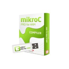 mikroC PRO for ARM USB Key (MIKROE-936)