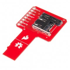 SparkFun microSD Sniffer  (SF-TOL-09419)