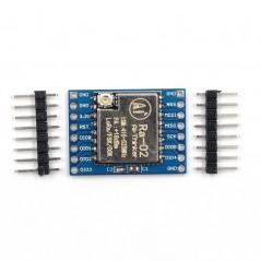 SX1278 LoRa Module 433M 10KM Ra-02 Wireless Spread Spectrum Transmission Socket for Smart Home (ER-ALR00002A)