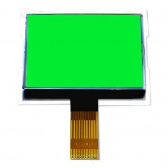 128 X 64 Dot-matrix 3.3V COG LX-12864L-1 LCD Display Module (ER-DLO01228D)