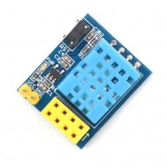 ESP8266 ESP-01/ESP-01S DHT11 Temperature Humidity WiFi NodeMCU Module for Arduino/Raspberry Pi  (ER-ESP82003S)