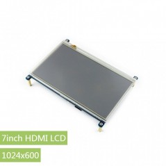 7inch HDMI LCD, 1024×600 (WS-12104)