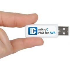 USB key - mikroC PRO for AVR (MIKROE-732)