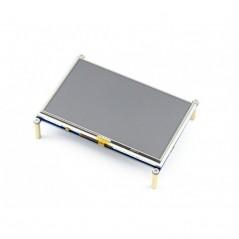 5inch HDMI LCD + Bicolor case (WS-11189)