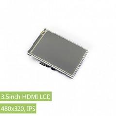 3.5inch HDMI LCD, 480x320, IPS (WS-12824)