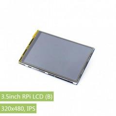 3.5inch RPi LCD (B), 320×480, IPS (WS-12287)