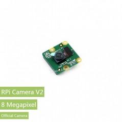 RPi Camera V2 (WS-11633) Official Raspberry Pi Camera Module V2, 8MPix (RPI 8MP CAMERA BOARD)