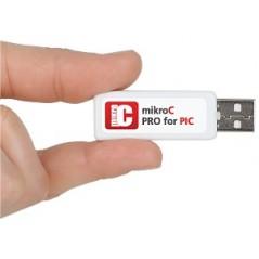 mikroC PRO for PIC USB Key (MIKROE-736)