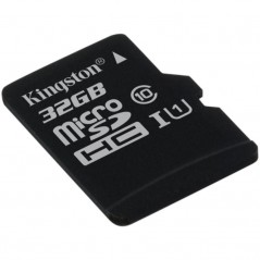 KINGSTON Micro SDHC 32GB Class10 UHS-I  (SDC10G2/32GBSP)