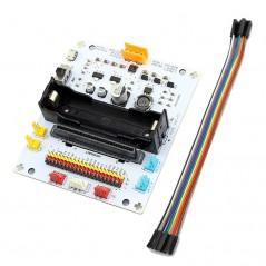 Pinout Motor/ Servor Shield for  Micro: bit BBC  (ER-DTS09534M)