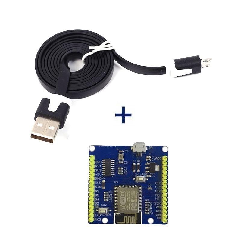 ESP8266 TPYBoard V202 Pyboard MicroPython Development Board (ER-DTE03012B)