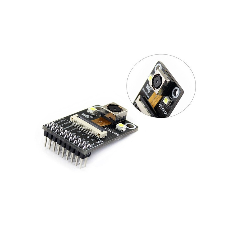2592x1944 Lower Price with Camera Module Based On Ov5640 Image Sensor Auto Focusing With Onboard Flash Led 5 Megapixel