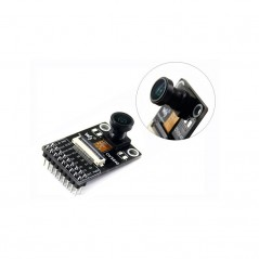 OV5640 Camera Board (B), 5 Megapixel (2592x1944), Fisheye Lens (WS-13930)