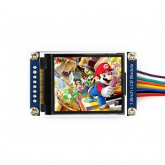 128x160, General 1.8inch LCD display Module (WS-13892)