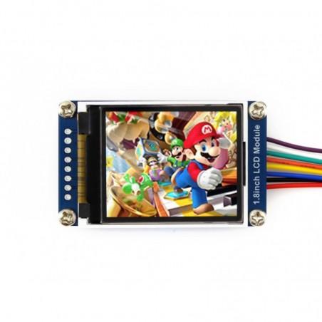 128x160, General 1.8inch LCD display Module (WS-13892)