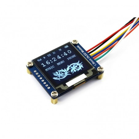 128x128, General 1.5inch OLED display Module (WS-13992)
