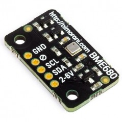 BME680 Breakout - Air Quality, Temperature, Pressure, Humidity Sensor (PIM323)