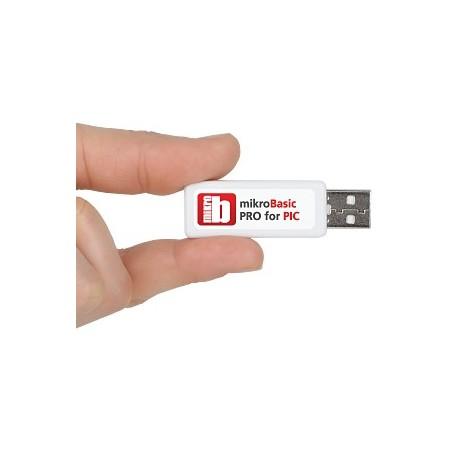 mikroBasic PRO for PIC USB Key (MIKROE-726)