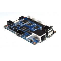 Banana Pi M64 (SINOVOIP) Cortex A53 64bit quad-core 2GB RAM, 8GB eMMC,WiFi,BT,3xUSB,HDMI, 1000Mbps Ethernet