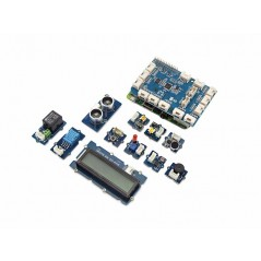 Seed Studio GrovePi + Starter Kit for Raspberry Pi all Model  (SE-110060161)  for Raspberry Pi A+,B,B+,2,3