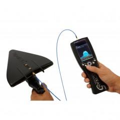 Spectran HF-80200 V5 Aaronia  Real-Time Handheld Spectrum Analyzer  9kHz - 20GHz