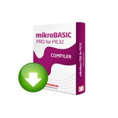 mikroBasic PRO for PIC32 (MIKROE-654)