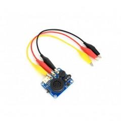 Speaker for micro:bit, Music Player (WS-14542) Waveshare
