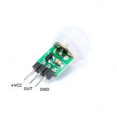 PIR-SB312 (Olimex) MINI DIGITAL PIR SENSOR  10x8mm
