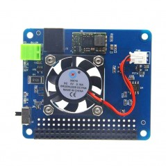 Smart Temperature Control Fan and Power Expansion Board for Raspberry Pi (ER-RPA03024P)