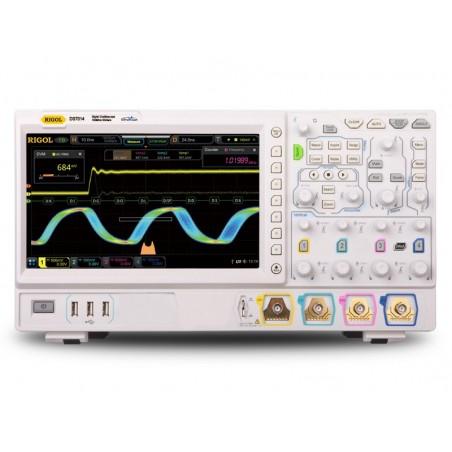 DS7014 (RIGOL)  DIGITAL OSCILLOSCOPE 4x100 MHz, 10GSa/s, 500Mpts, 600.000wfms/s