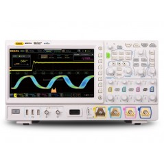 MSO7014 (RIGOL) 4x100MHz +16Ch. Logic Analyzer OSCILLOSCOPE 10GSa/s, 500Mpts, 600.000wfms/s