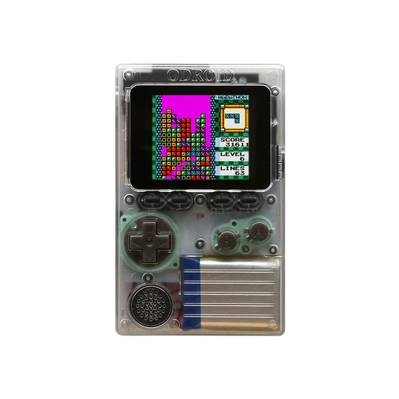 Odroid go hardkernel diy do it yourself digame kit arduino ide odroid go hardkernel diy do it yourself digame kit arduino ide compatible rlx components sro electronic components distributor solutioingenieria Choice Image