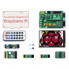 Raspberry Pi Accessories Pack A (WS-9191) Waveshare