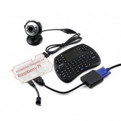 Raspberry Pi Accessories Pack C (WS-9729) Waveshare