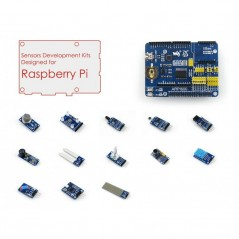 Raspberry Pi Accessories Pack D (WS-10276) Waveshare
