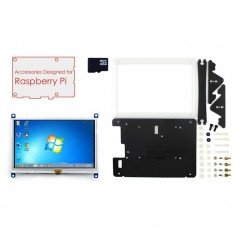 Raspberry Pi Accessories Pack E (WS-11021) Waveshare