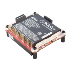 PI_JUICE PiJuice HAT portable Power Platform for all Raspberry Pi (2671595) Onboard 1400mAh Lipo / Li-ion